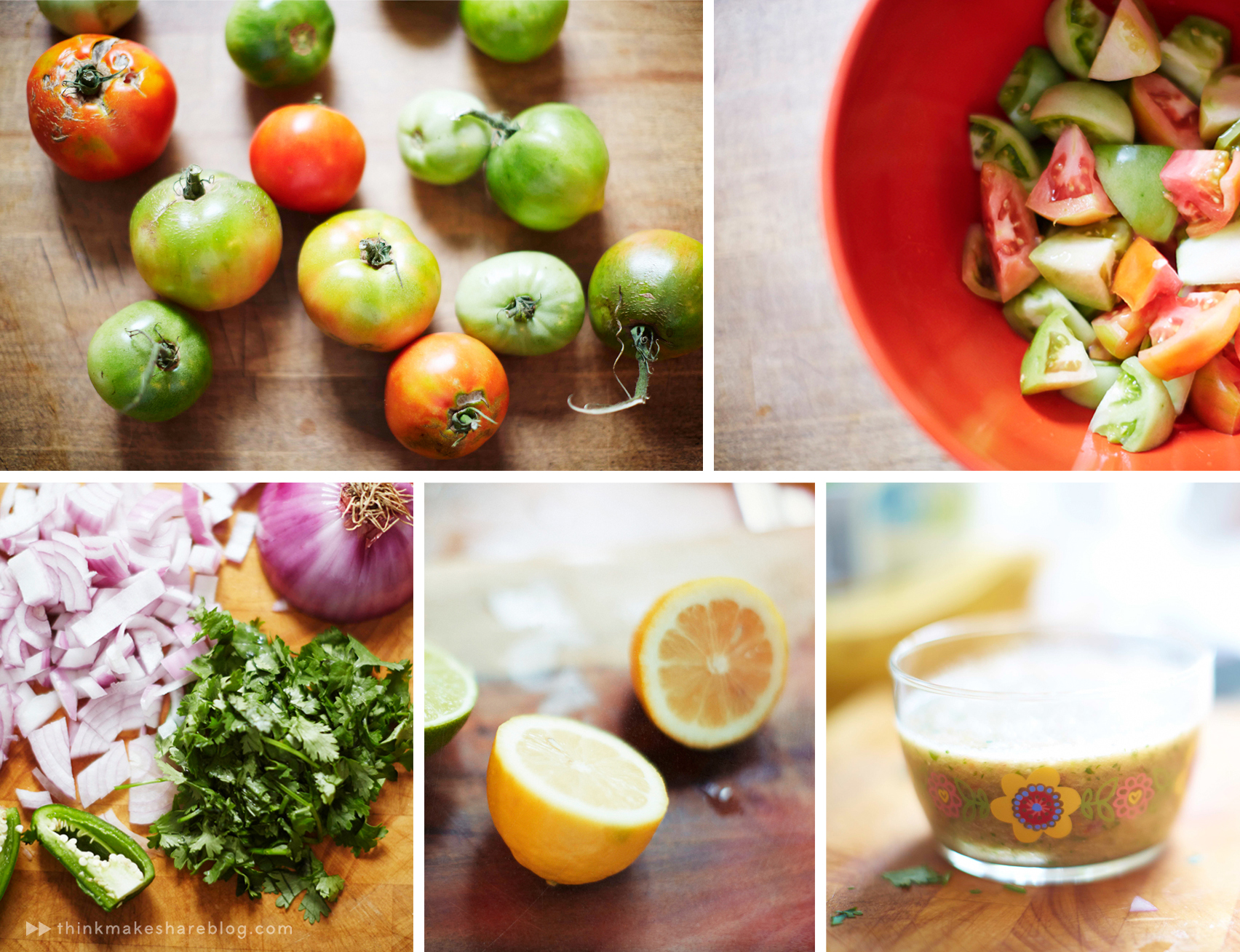 Fried Green Tomato Salad With Sweet Chili Dressing Recipes ...