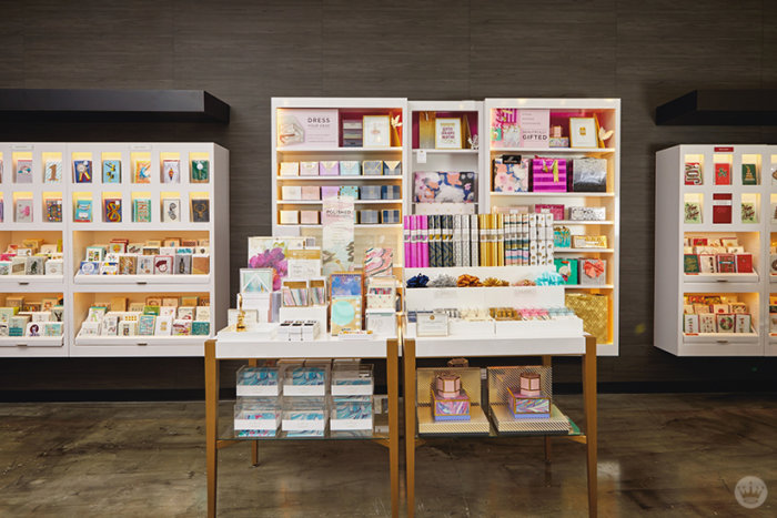 The new Hallmark Signature Store in Santa Monica, CA
