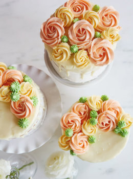 Drip cake decorating: Make a gorgeous spring dessert