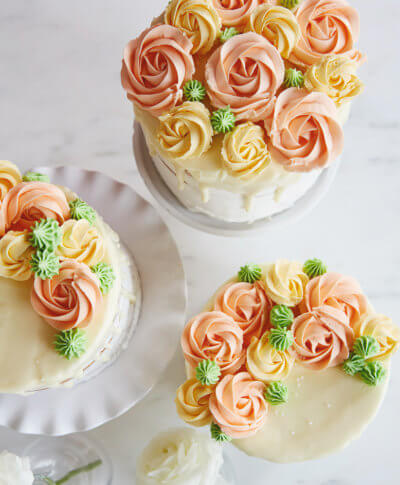 Spring Cake Workshop | thinkmakeshareblog.com