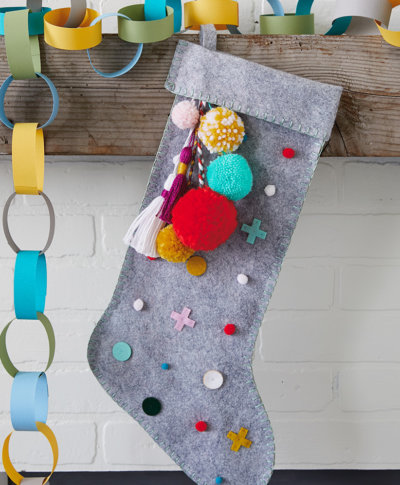 Stocking Workshop | thinkmakeshareblog.com