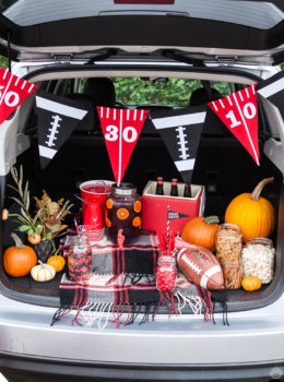 Tailgate party tips for a pre-game celebration