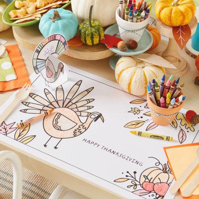 kid table crafts