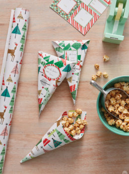 Sweet and Festive ways to wrap Christmas treats