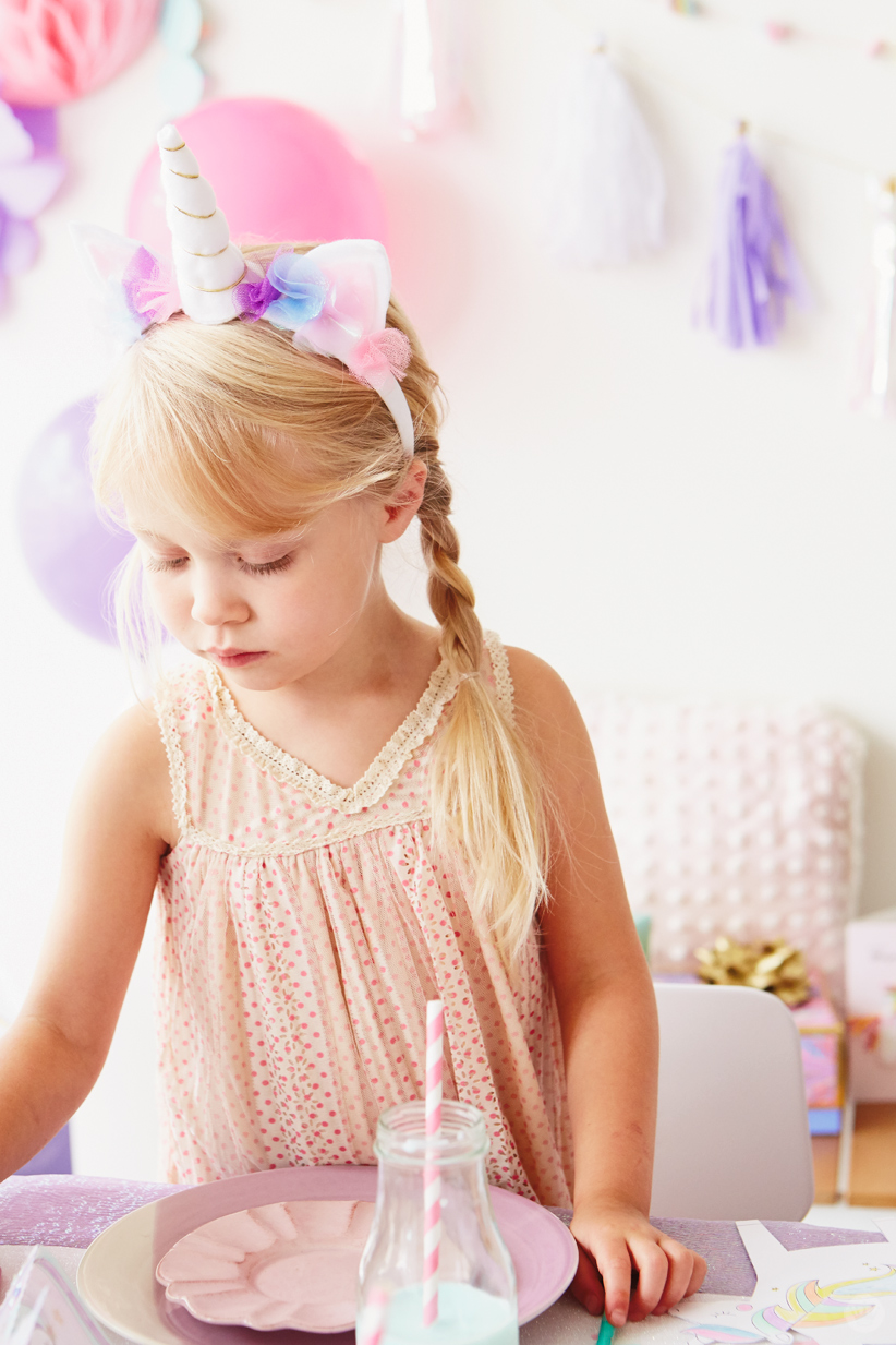 unicorn party ideas  start with lots of sparkle