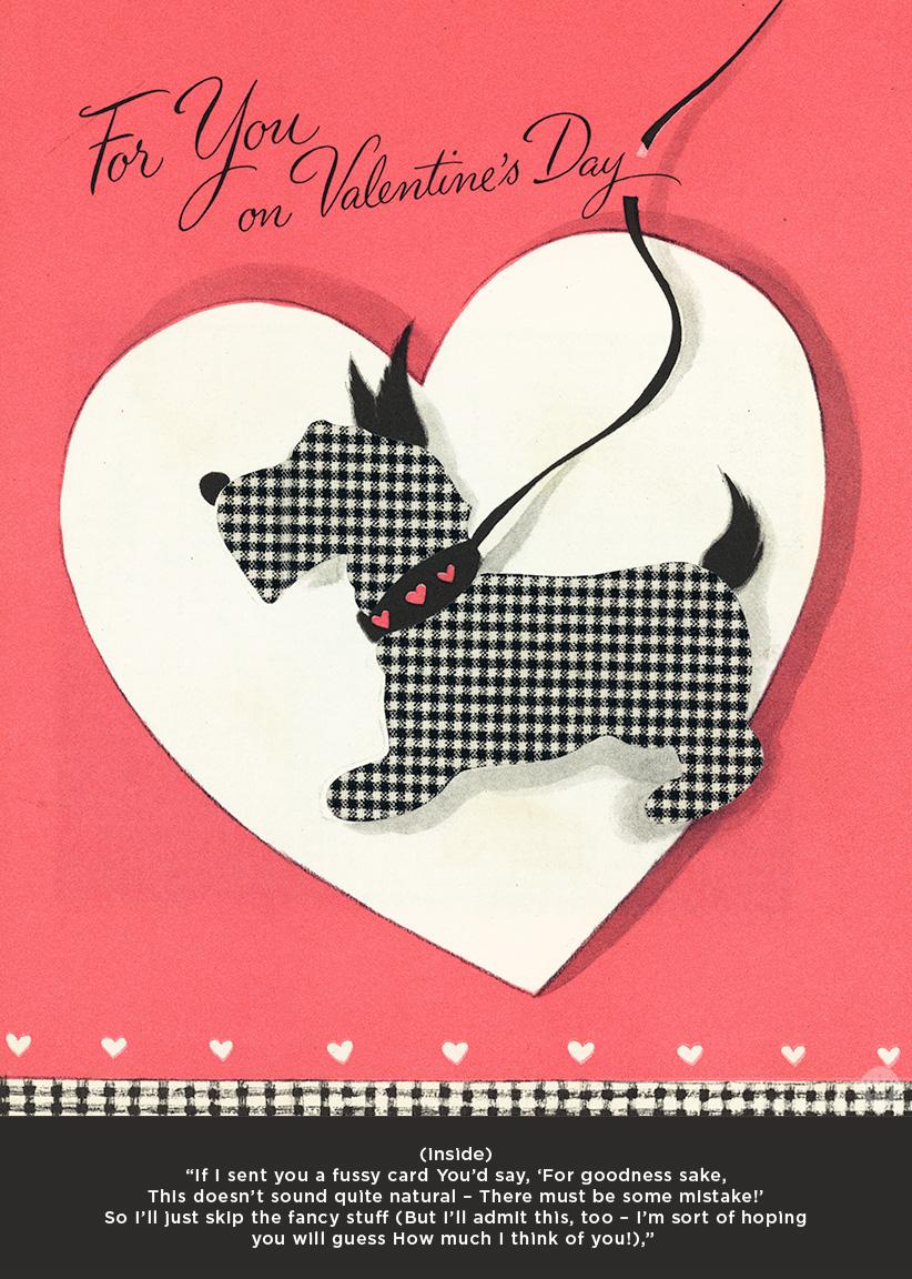 Eye Candy Vintage Valentines From Hallmark