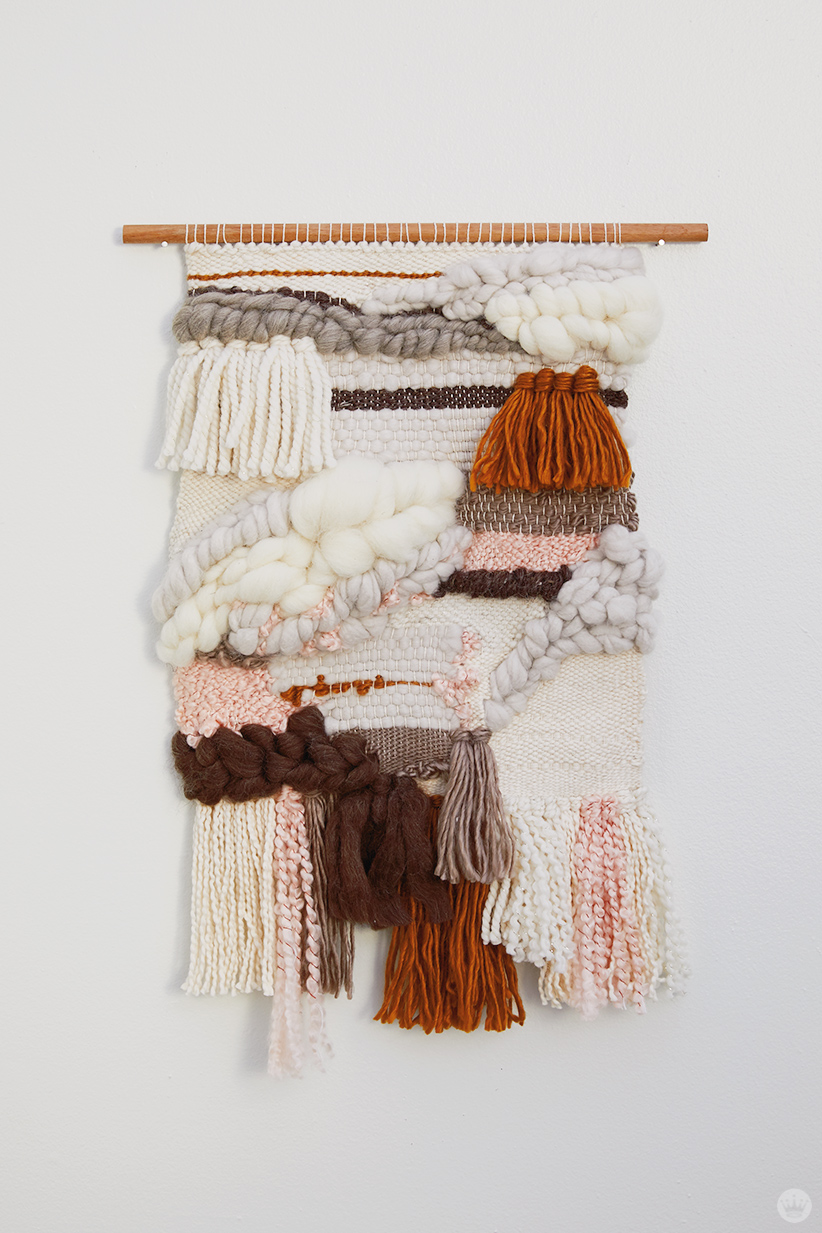 Weaving Workshop Fresh Looks On Little Looms Think Make